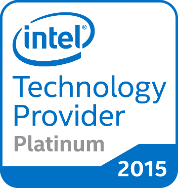 Intel Platinum Parner